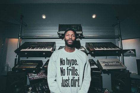 Waajeed steps up for the third instalment of Carl Craig's Detroit Love compilation